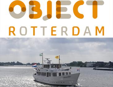 Partyschip pendelschip designbeurs object rotterdam - Eigentijds object ...