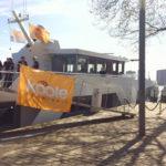 Zakelijk evenement Rotterdam – klantendag op schip