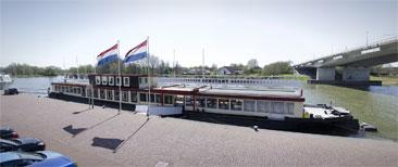 Partyschepen varen uit: varende vakbeurs en exclusief personeelsfeest Dordrecht