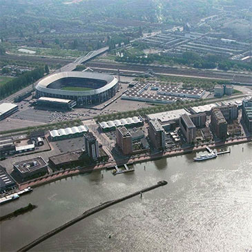 Jubileumfeest Rotterdam – 80 jaar en 1 dag!